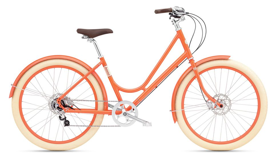Cruiser Bike - Benno Ballooner Ladies 8i