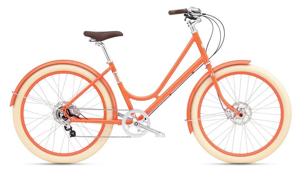 Cruiser Bike - Benno Ballooner Ladies 8i