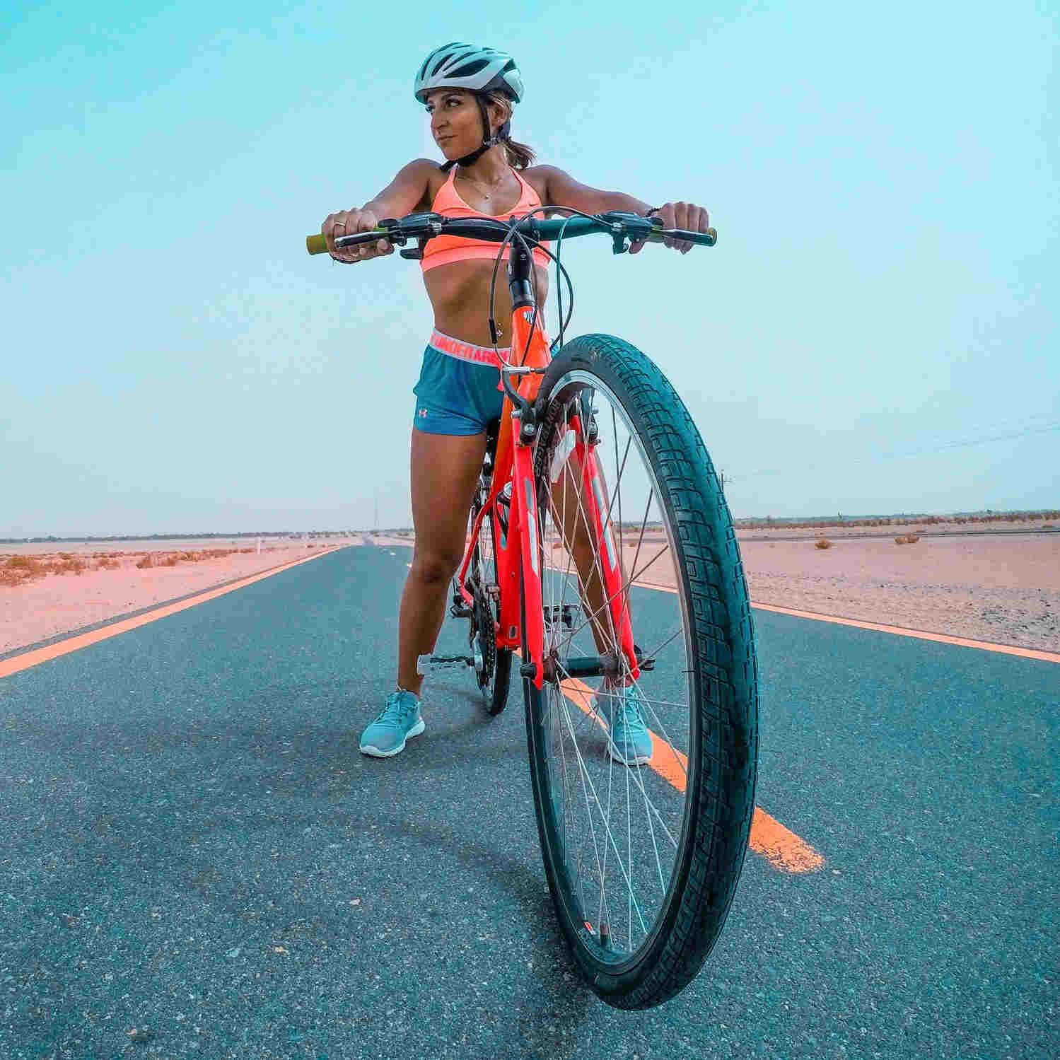 Memilih ukuran sepeda