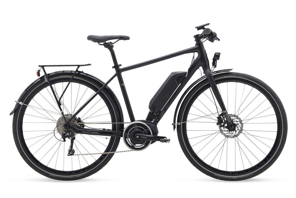 Sepeda Listrik - Polygon Path E Gent