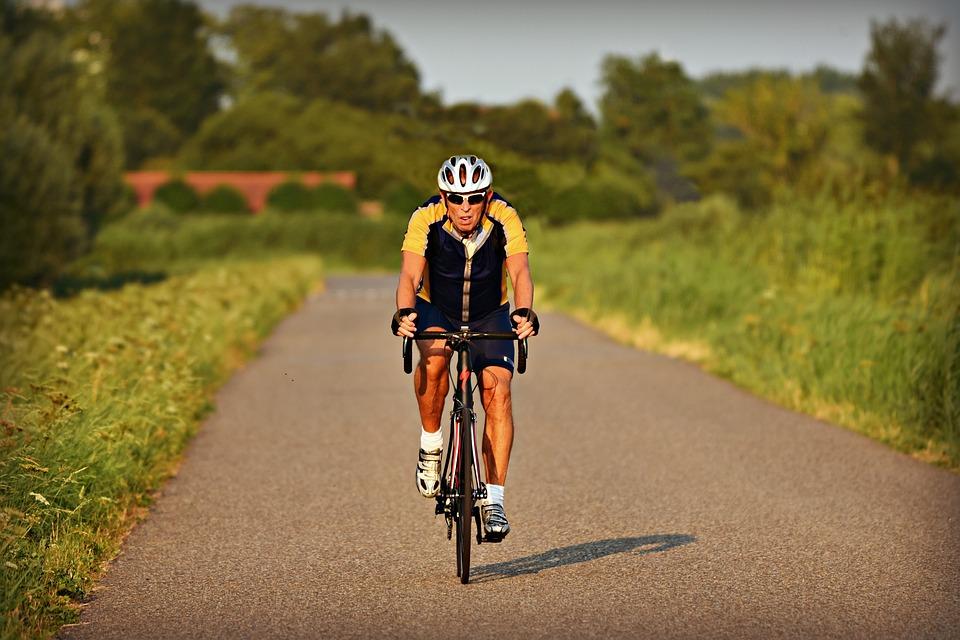 Sepeda balap dan kesehatan