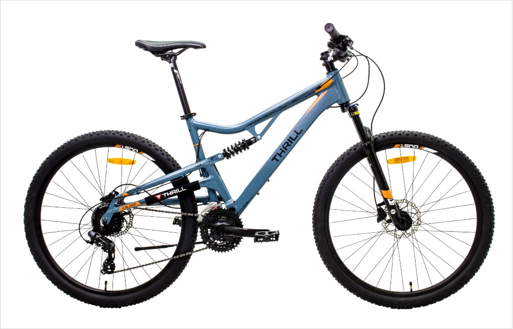 Sepeda gunung Thrill Oust 1.0