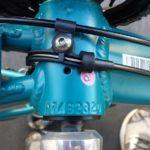 nomor rangka sepeda