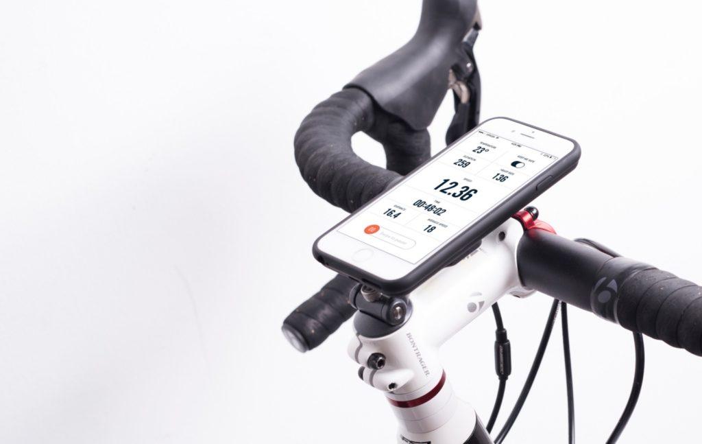 smartphone pada sepeda