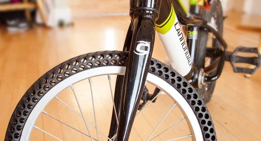 Ban sepeda airless