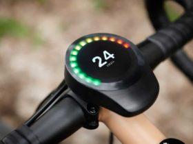 Gadget dan komputer pintar sepeda