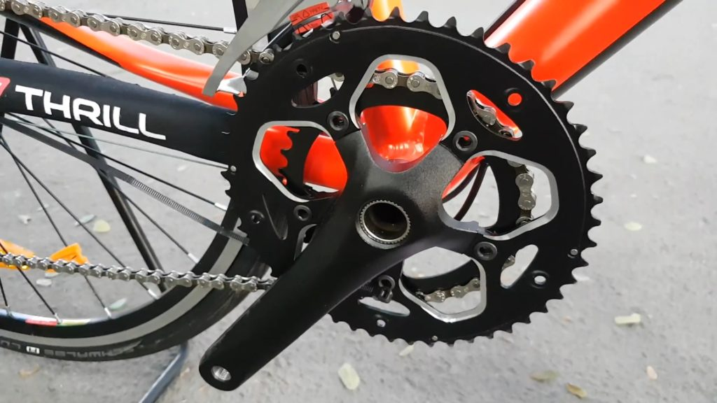 Crankset Thrill Hollow Thrill Ardent 3.0