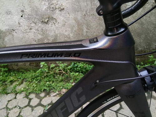 Frame Sepeda balam Pacific Primum 3.0