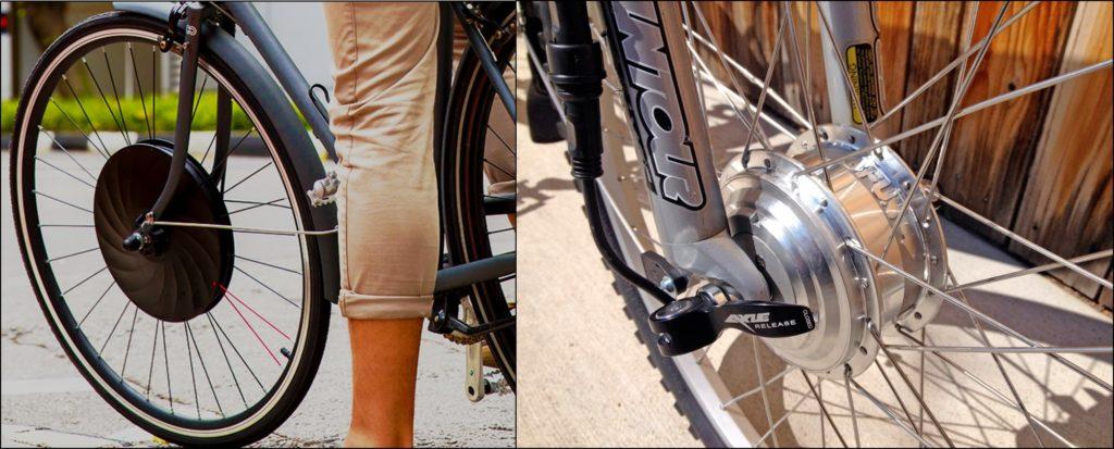 Front Hub Motor Sepeda Listrik