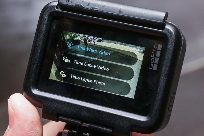 GoPro Hero 7 Black Timewrap
