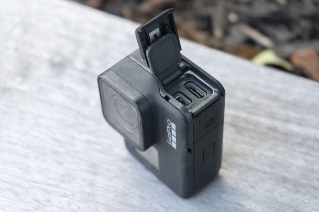 GoPro Hero 7 Black edition HDMI USB C