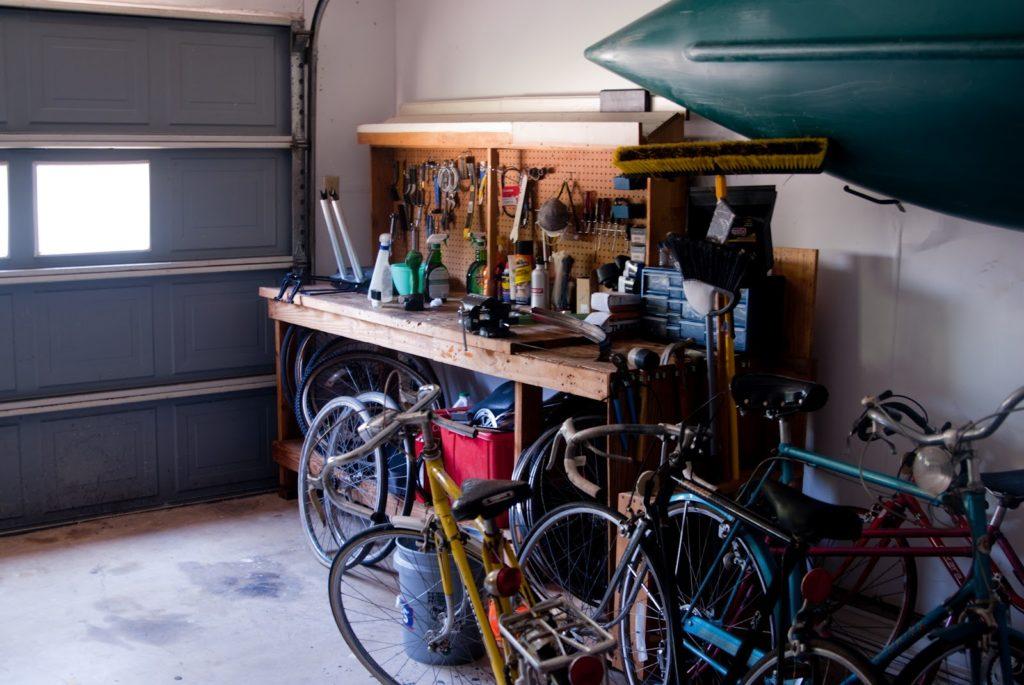 Peralatan restorasi sepeda