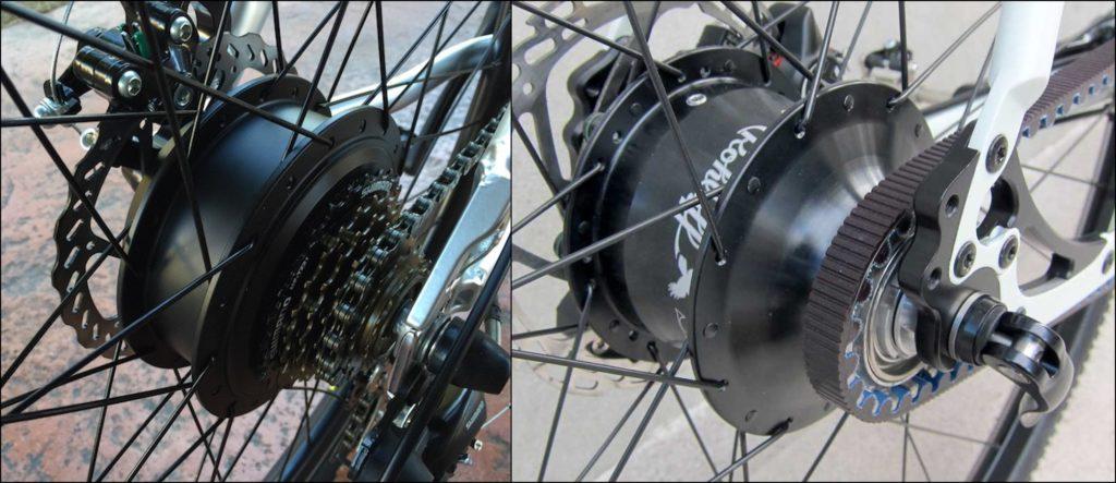 Rear Hub Motor Sepeda Listrik