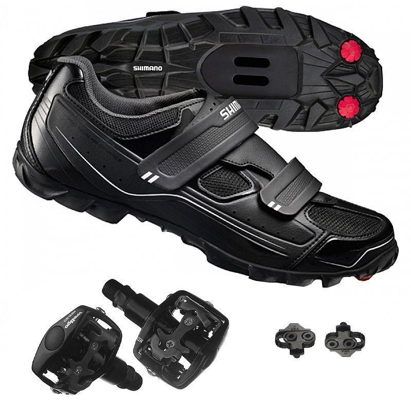 Sepatu Sepeda Shimano SPD M065 MTB