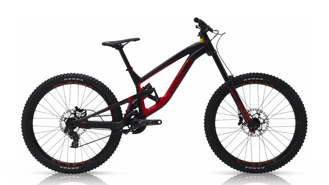 Sepeda Gunung Polygon Collosus DH9 Team Edition
