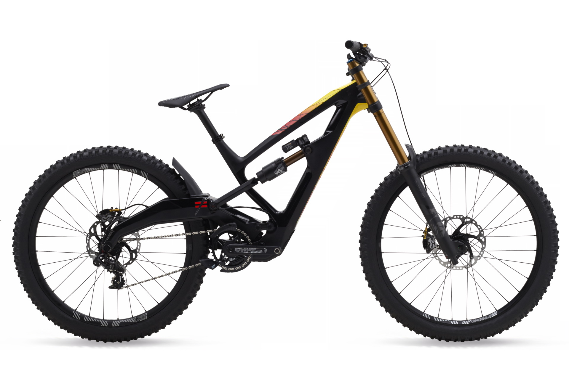 Sepeda Gunung Polygon XQUARONE DH9