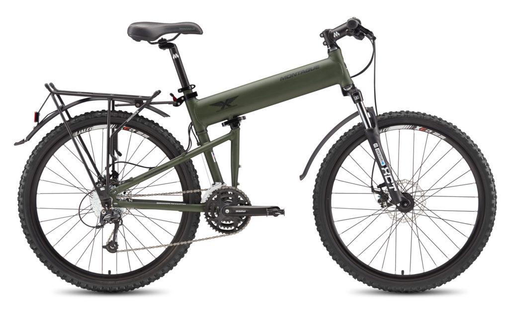 Sepeda Lipat Full Size Montague Paratrooper