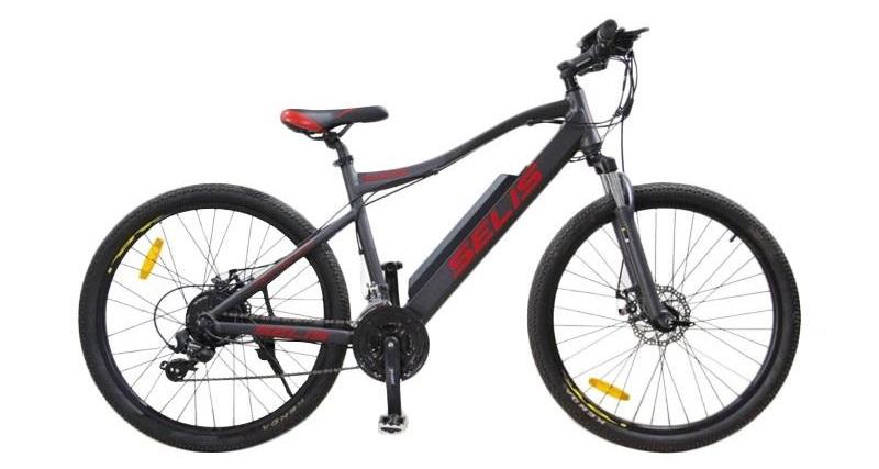 Sepeda Listrik Ekit Series Selis Roadmaster