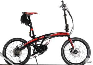 Sepeda Listrik Lipat Luna