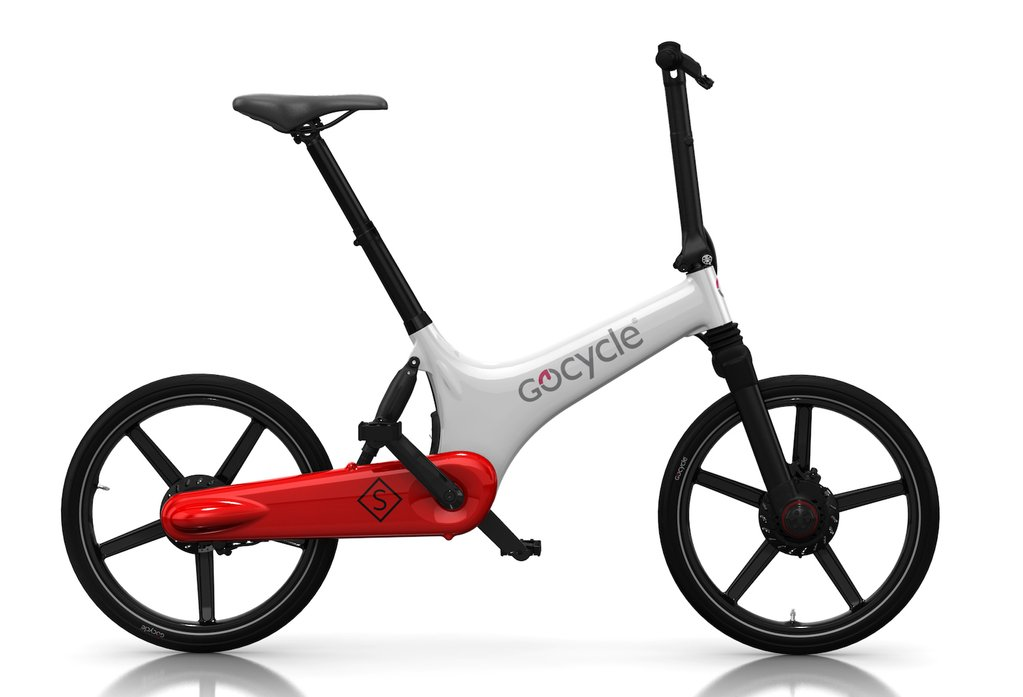 Sepeda lipat listrik GOCYCLE GS