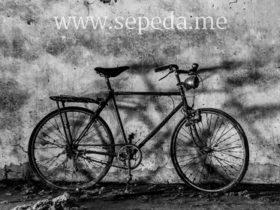 Sepeda tua yang bersejarah