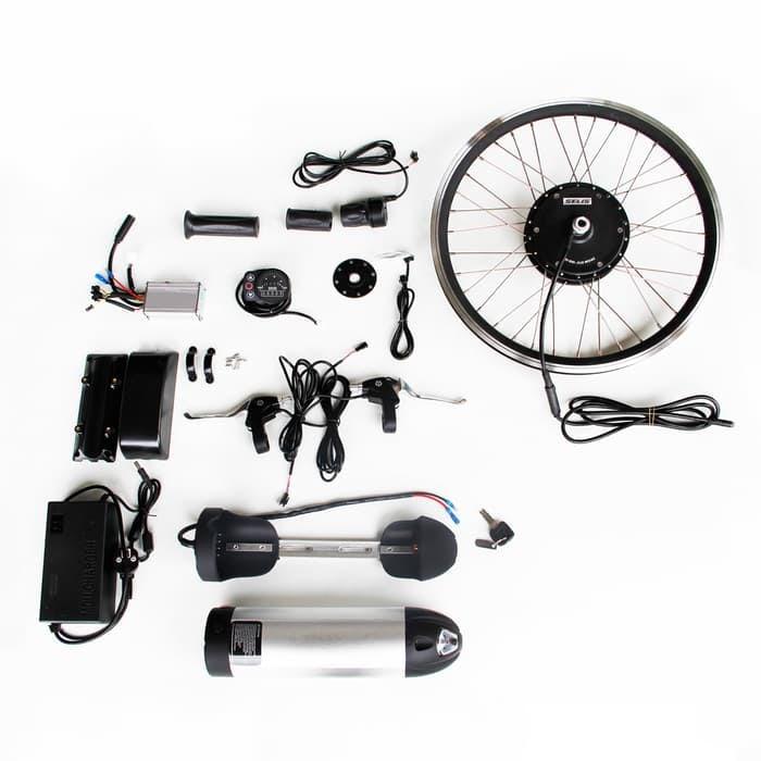 e-kit sepeda listrik Selis