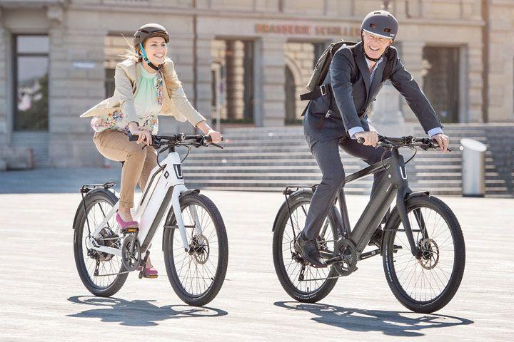 sepeda listrik untuk bike to work