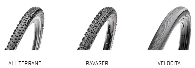 Ban sepeda gravel Maxxis