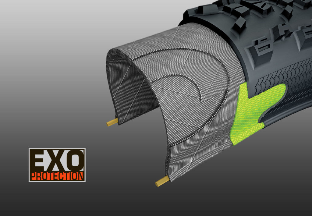 Exo Protection Puncture Technology Ban Sepeda Maxxis