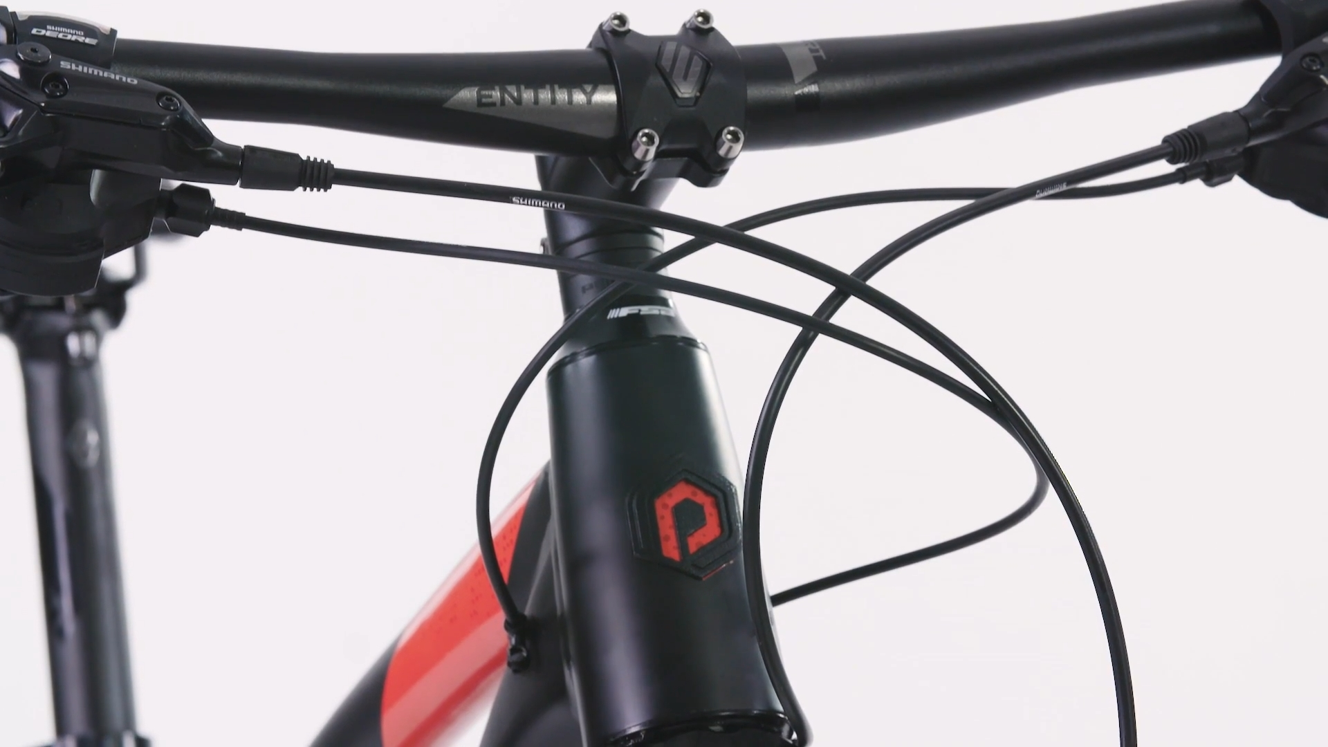 Internal Cable routing dan Handlebars Sisiku D7 2019