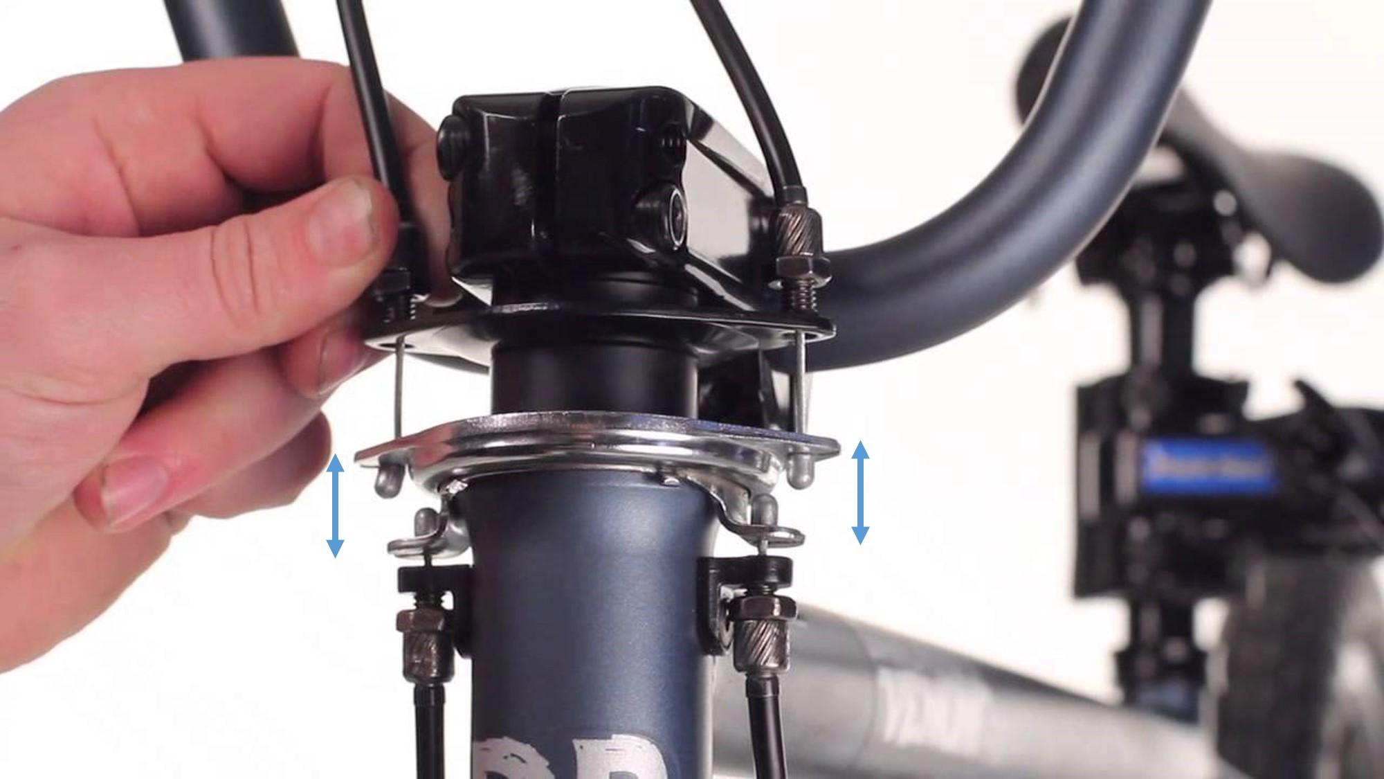 Mekanisme rem gyro atau rotor