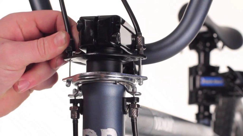 Rem Sepeda BMX Gyro - Rotor