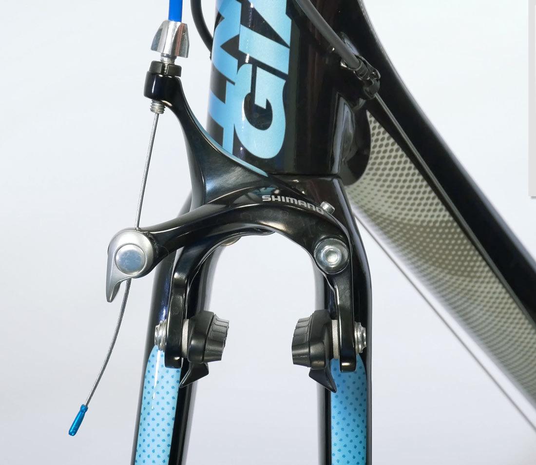 Rem Sepeda Rim Brake Caliper Dual pivot Conventional