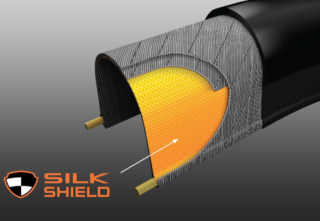 SilkShield Puncture Tecnology Ban Sepeda Maxxis
