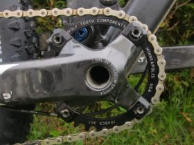Single chainring wolftooth