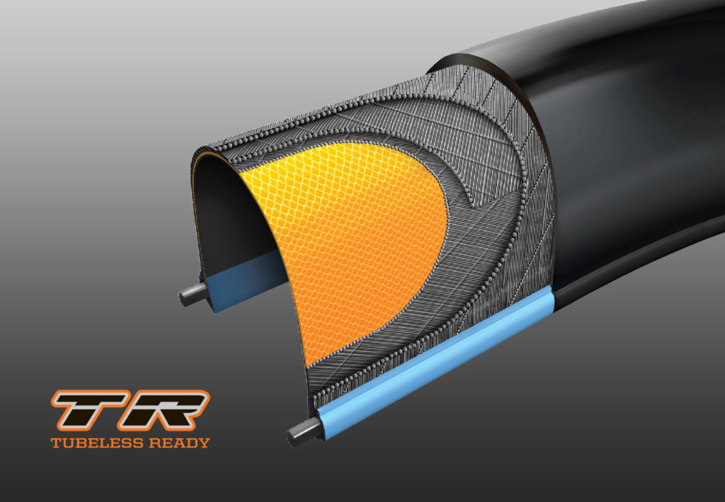 TR Tubeless Ready Ban Sepeda Maxxis