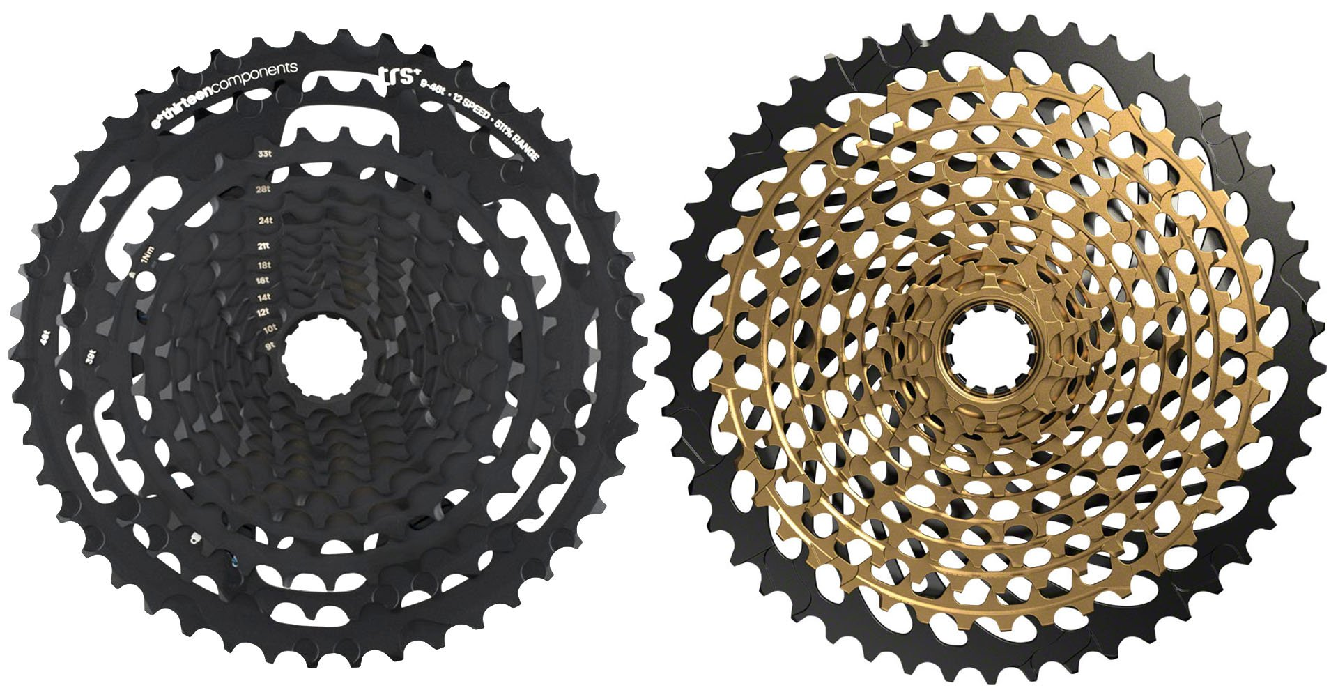 e*thirteen TRS+ 12-Speed Cassette 9-46T