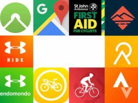 Aplikasi smartphone sepeda gratis untuk android dan iOS