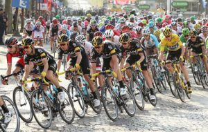 Balap Sepeda Stages Race