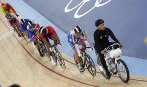 Balap Sepeda Track Keirin