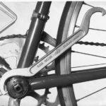 Bottom bracket Lockring Wrench