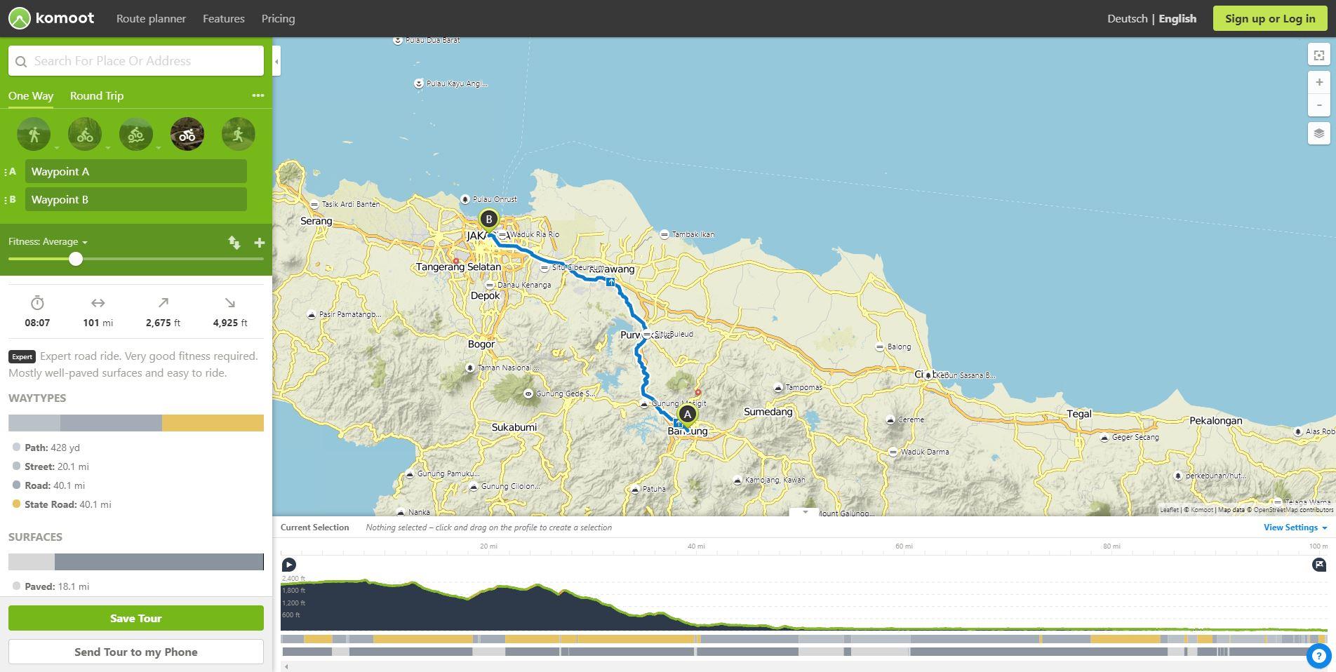 Komoot - Route Planner