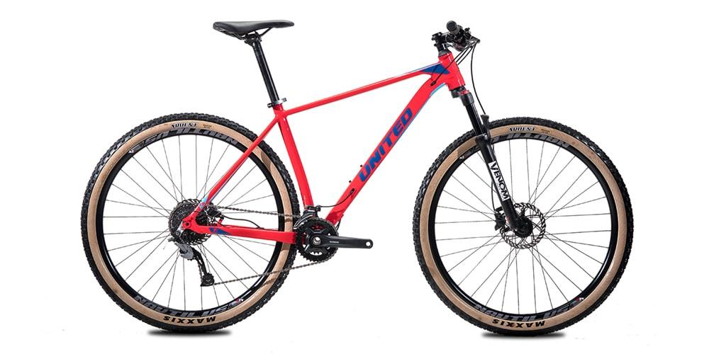 Spesifikasi dan Harga United Clovis 4.00 (9) - Sepeda.Me