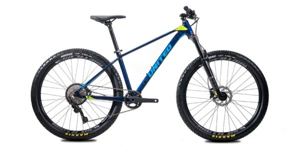 Sepeda Gunung United Cross Country Hardtail Clovis 6.00 (9) 2019