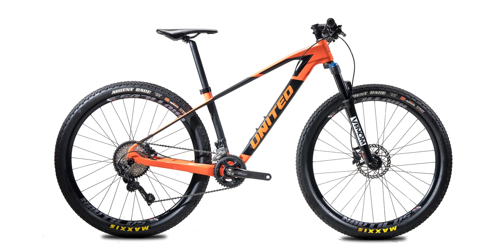 Sepeda Gunung United Cross Country Hardtail Kyross 1.00 (9) 2019