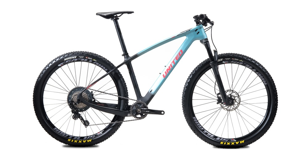 Sepeda Gunung United Cross Country Hardtail Oxyde One (9) 2019