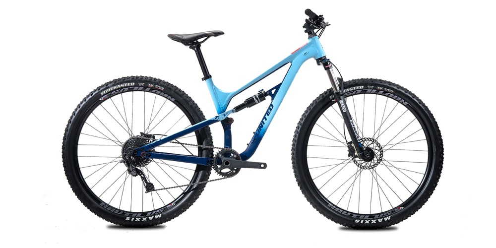 Sepeda Gunung United Enduro Full Suspension Epsilon T1 (9) 2019