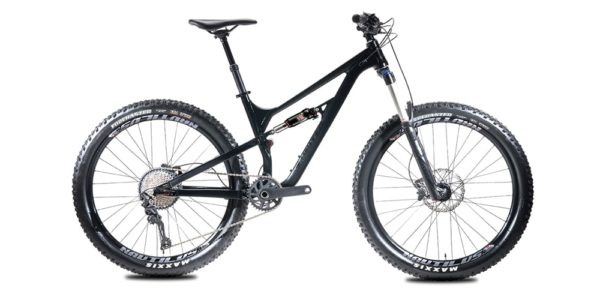 Sepeda Gunung United Enduro Full Suspension Epsilon T5 (9) 2019