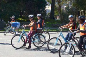 Balance bike untuk dewasa dengan sepeda biasa