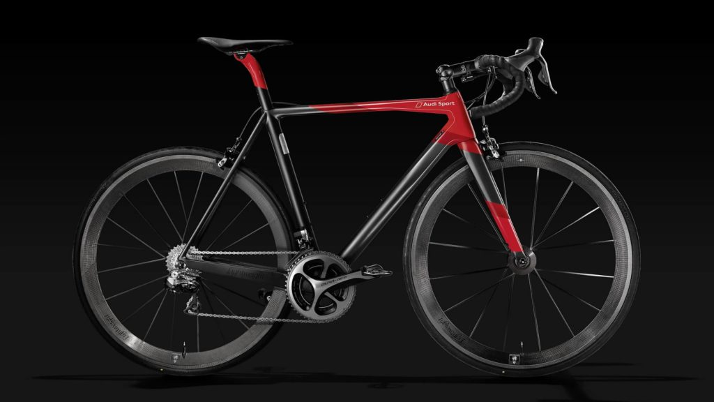 Limited edition Audi Sport Racing Bike Carbon